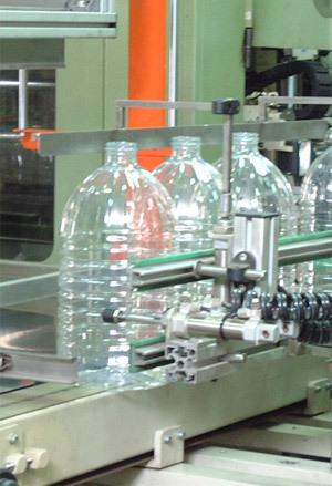 fábrica de envases plasticos en Toledo
